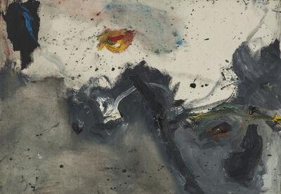 Gene Davis, 'Yellow Square', ca. 1958