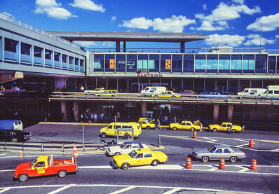 Mitchell Funk, 'LaGuardia Airport, New York', 1986