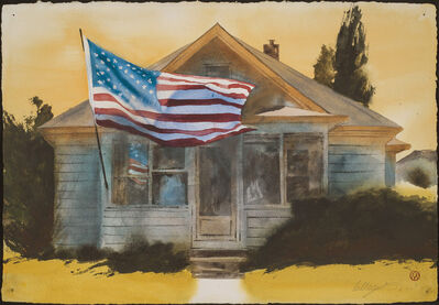 William Matthews, 'A Real Patriot', 2017