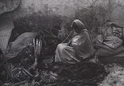 Ellen Auerbach, 'Queretaro, Mexico, Xmas Market', 1955