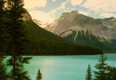 Michael French, 'The Emerald Lake', 2009