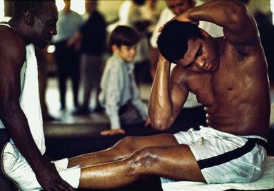 Thomas Hoepker, 'USA. Miami, Florida. 1970. Muhammad ALI training at Chris Dundee's Fifth Street Gym in Miami Beach.', 1970
