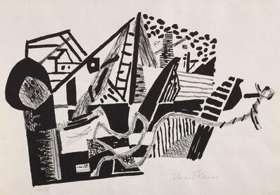 Stuart Davis, 'Anchor (C. & M. 19)', 1936