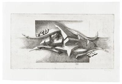Mirko Reisser (DAIM), 'SERIE 10 MA', 1996