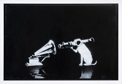 Banksy, 'HMV (Canvas Painting)', 2005