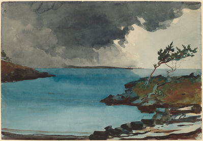 Winslow Homer, 'The Coming Storm', 1901