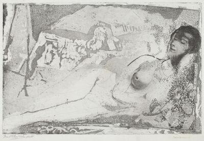 Arthur Bowen Davies, 'Torment', 1919-1920 (published 1929)