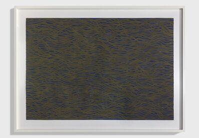 Sol LeWitt, 'Horizontal Bands (More Or Less)', 2002
