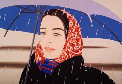 Alex Katz, 'Blue Umbrella II', 2019
