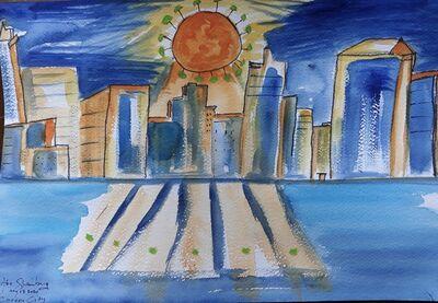 Abe Shainberg, 'Corona City', 2020