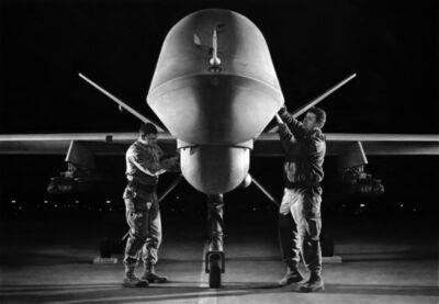 Kepa Garraza, 'The drone', 2020