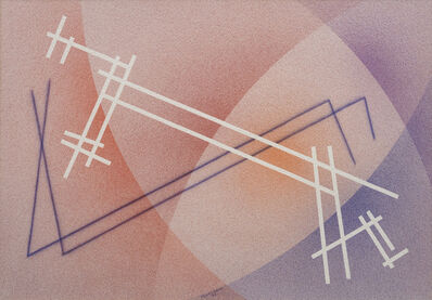 Raymond Jonson, 'Watercolor No. 34 / Improvisation', 1943