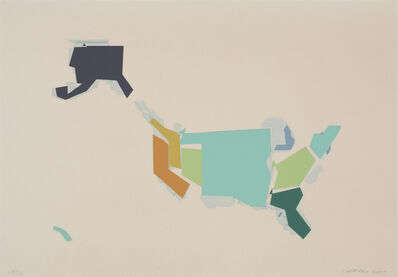 Suzanne Caporael, 'Arbitrary Country', 2007