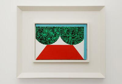 Kumi Sugaï, 'Rouge et Vert', 1969