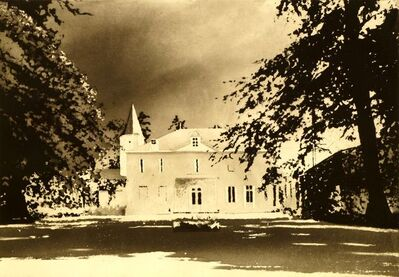 Norman Ackroyd, 'Chateau Cheval Blanc'