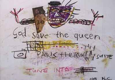 Niclas Castello, 'God save the queen', 2013