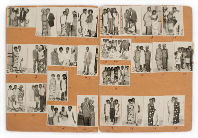 Malick Sidibé, 'ARROSAGE DES TROIS, ADMIS NIARELA, 28-9-68', 1968