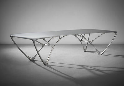 Joris Laarman, 'Important 'Bridge' table', 2010