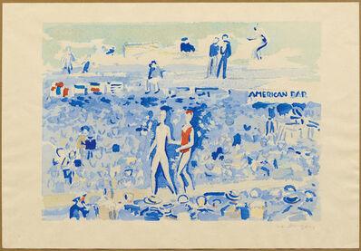 Kees van Dongen, 'Le Gala du Costume de Bain, Deauville', 1930