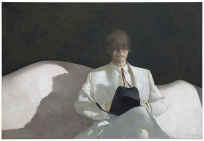Julio Larraz, 'Armed and Dangerous', 1997
