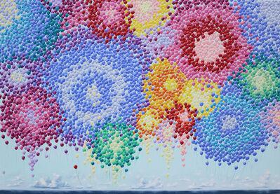 Dong-Uk Lee, 'Balloonscape-boundless ocean', 2016