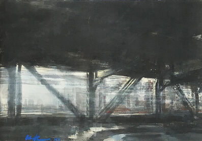 Paul Ching-Bor, 'On The East River I', 2013