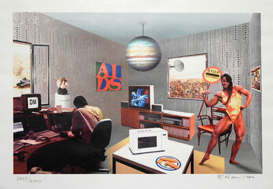 Richard Hamilton, 'Just what is it that makes today's home so different?', 1994