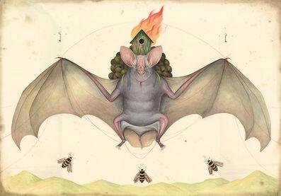 El Gato Chimney, 'The Conjurer', 2014