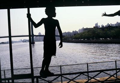 Joseph Rodriguez, 'East River, Spanish Harlem, NY', 1989