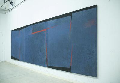 Silvia Lerin, 'Hendiduras en la materia (Fissures in the matter)', 2009