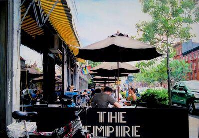Romain E., 'The Empire', 2011