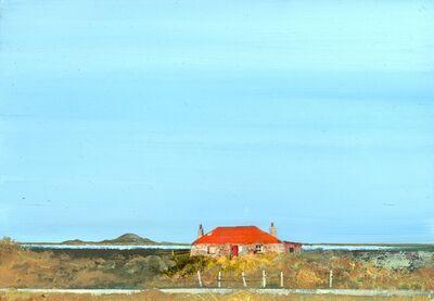 Jock McFadyen, 'Red roof', 2017