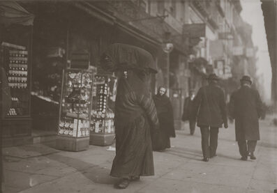 Lewis Wickes Hine, 'On the Bowery, New York City, New York', 1912