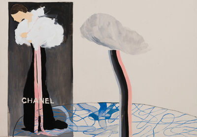 Christiane Lyons, 'CHANEL Swimming Pool', 2013