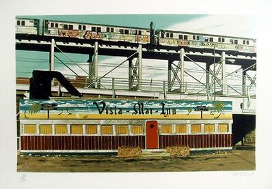 John Baeder, 'Vista Mar Inn', 1980