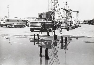 Eleanor Antin, '100 Boots Doing Their Best', 1972