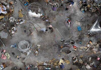 Katrin Korfmann, 'Stainless Steel, Xiamen', 2017