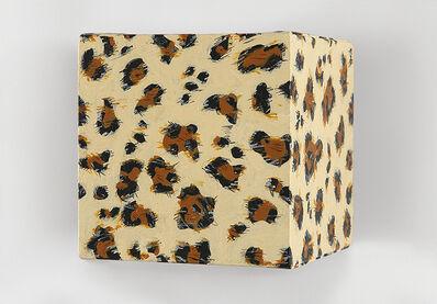 Sara Sosnowy, 'Leopard Cube 1', 2016