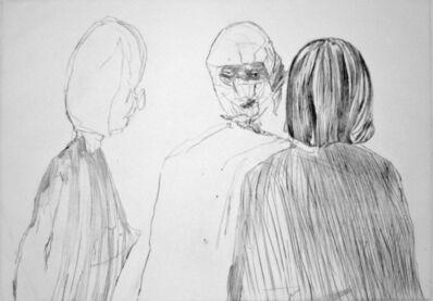 Nicola Tyson, 'Gossip', 2006
