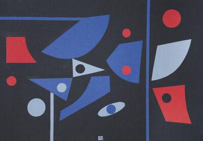 Nicolas Schoffer, 'Untitled', 1990