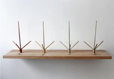 Daniel de Paula, 'Dispersion and domination', 2015