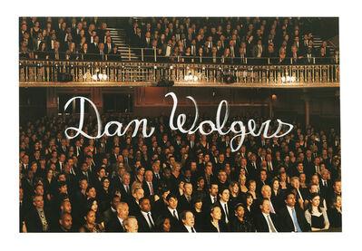 Dan Wolgers, 'Publikum 4', 2019
