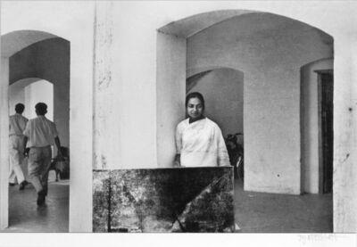 Jyoti Bhatt, 'Nasreen Mohamedi', 1994
