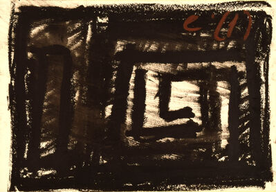 Jannis Kounellis, 'Untitled (Labyrinth 1)', 2002