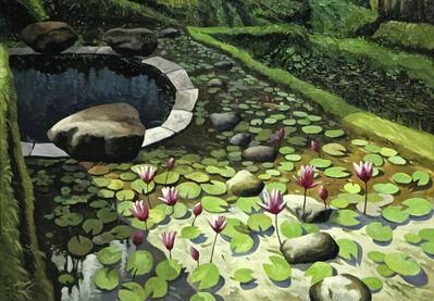 Sanjay Bhattacharya, 'Lillies', 2019