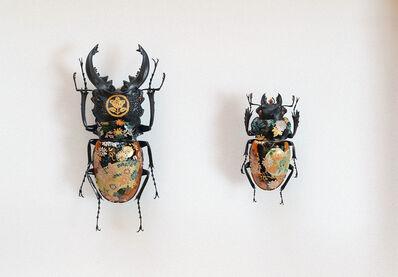 Akihiro Higuchi, 'MITATE - Urushi (K0219)', 2019