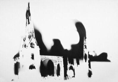 Banks Violette, 'Church (X-ray)', 2005