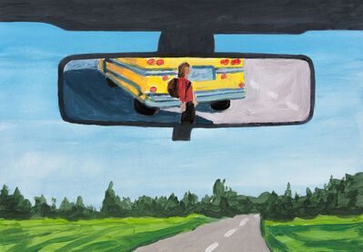 Richard Bosman, 'Rear View D', 2017