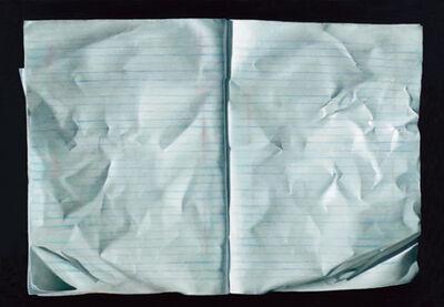 Natan Pernick, 'Notebook', 2013