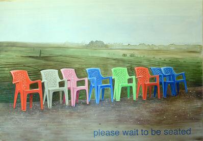 Johanna Kandl, 'Untitled (please wait to be seated)', 2018